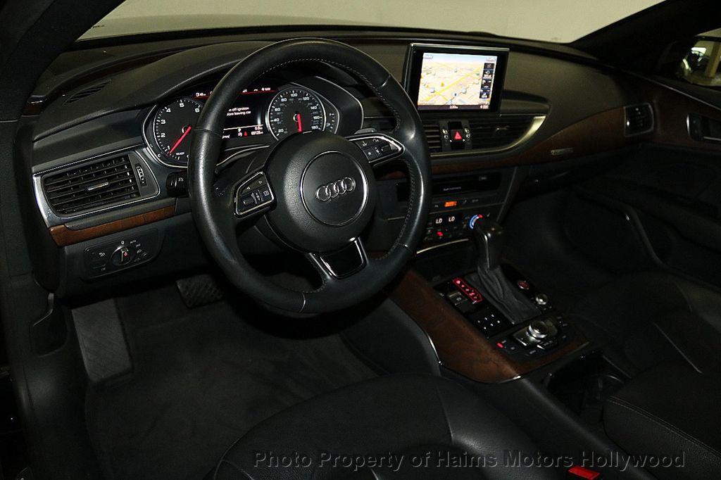 2016 Audi A7 4dr Hatchback quattro 3.0 Premium Plus - 17724941 - 22
