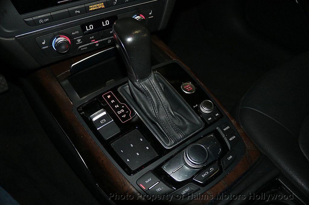 2016 Audi A7 4dr Hatchback quattro 3.0 Premium Plus - 17724941 - 26