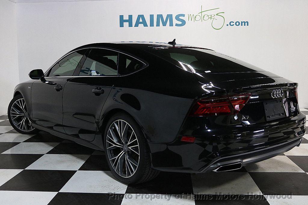 2016 Audi A7 4dr Hatchback quattro 3.0 Premium Plus - 17724941 - 4