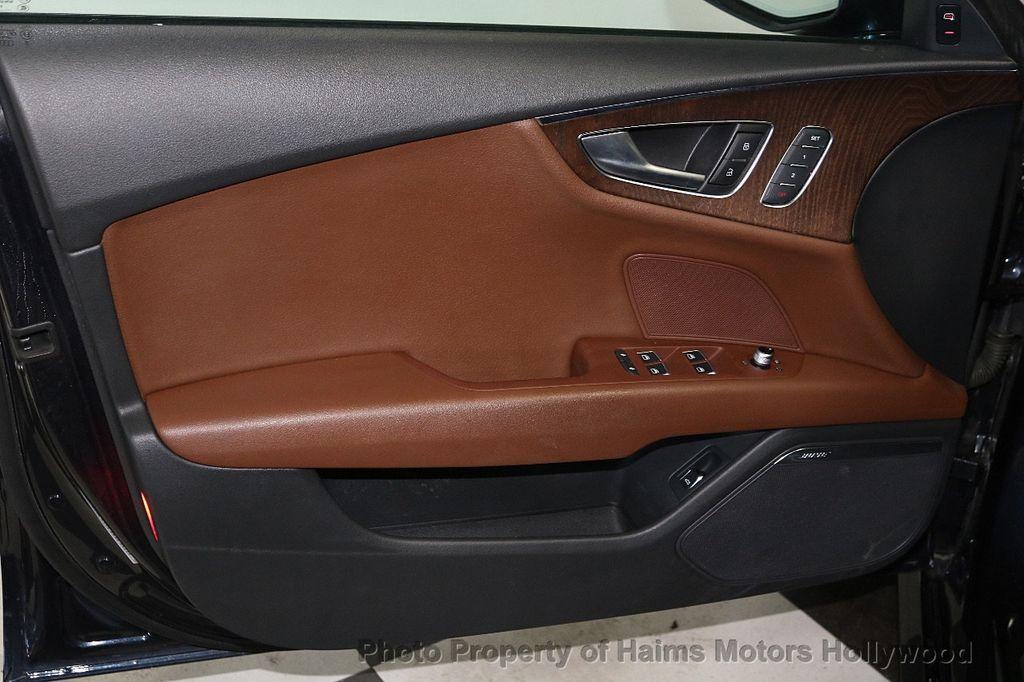 2016 Audi A7 4dr Hatchback quattro 3.0 Premium Plus - 18491799 - 13