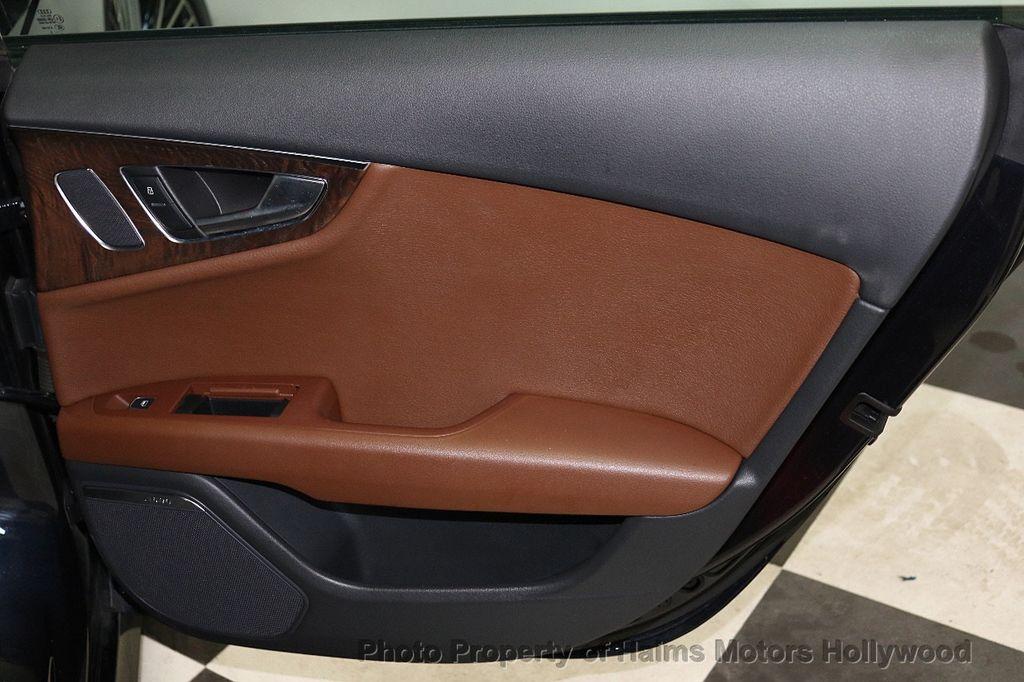 2016 Audi A7 4dr Hatchback quattro 3.0 Premium Plus - 18491799 - 15
