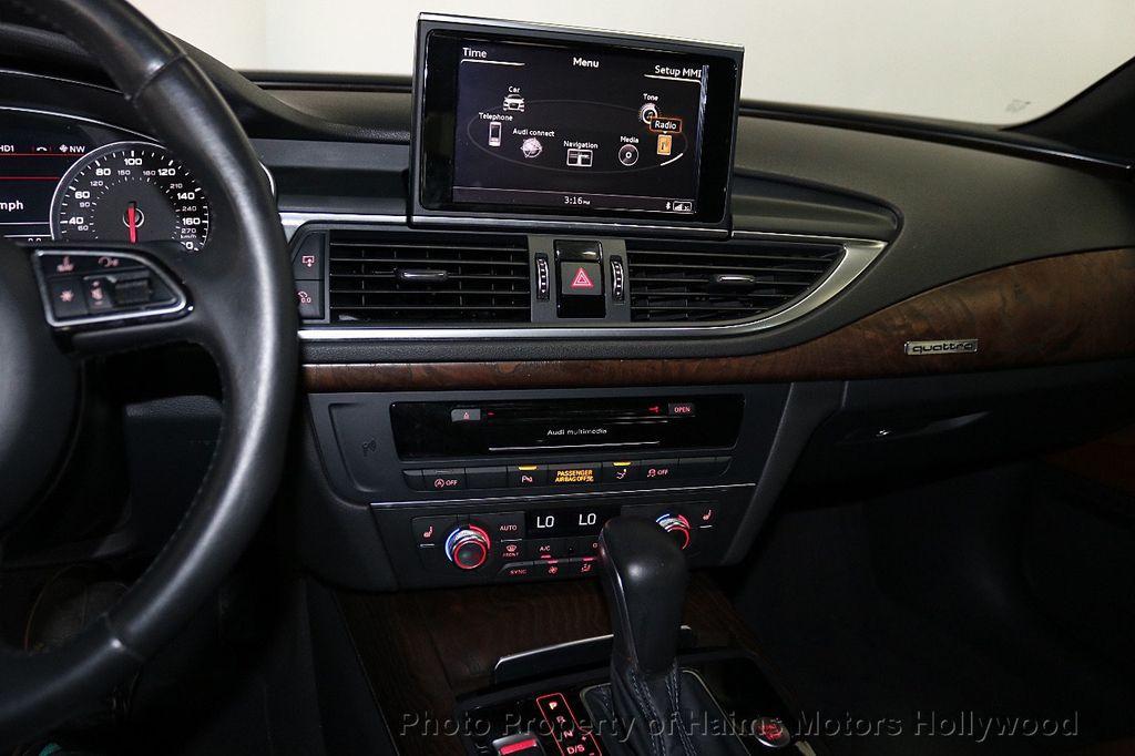 2016 Audi A7 4dr Hatchback quattro 3.0 Premium Plus - 18491799 - 24