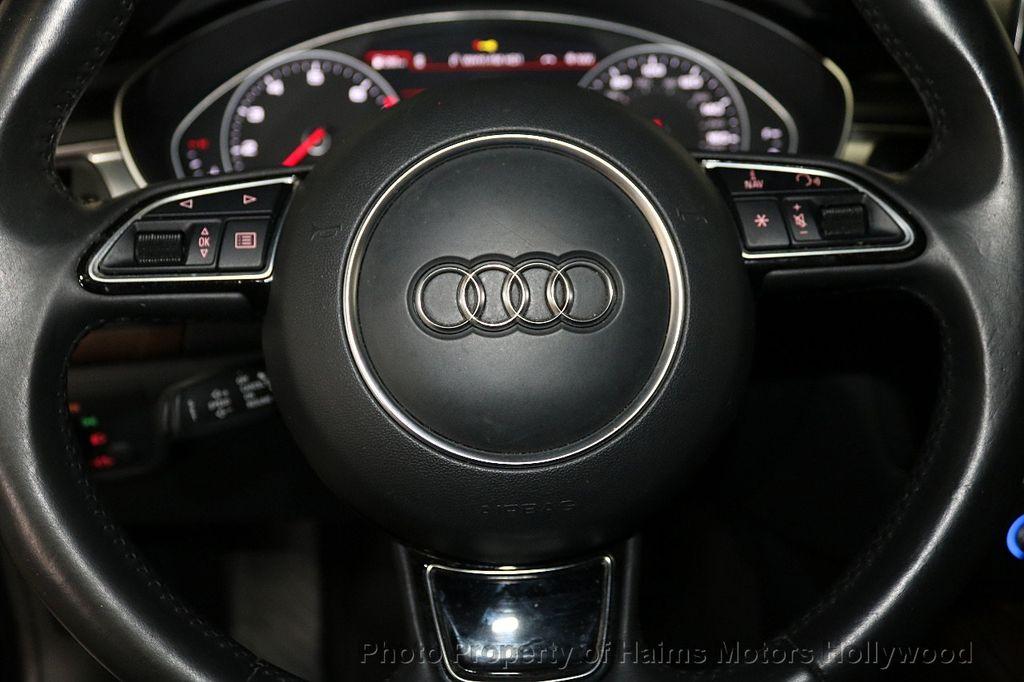 2016 Audi A7 4dr Hatchback quattro 3.0 Premium Plus - 18491799 - 31