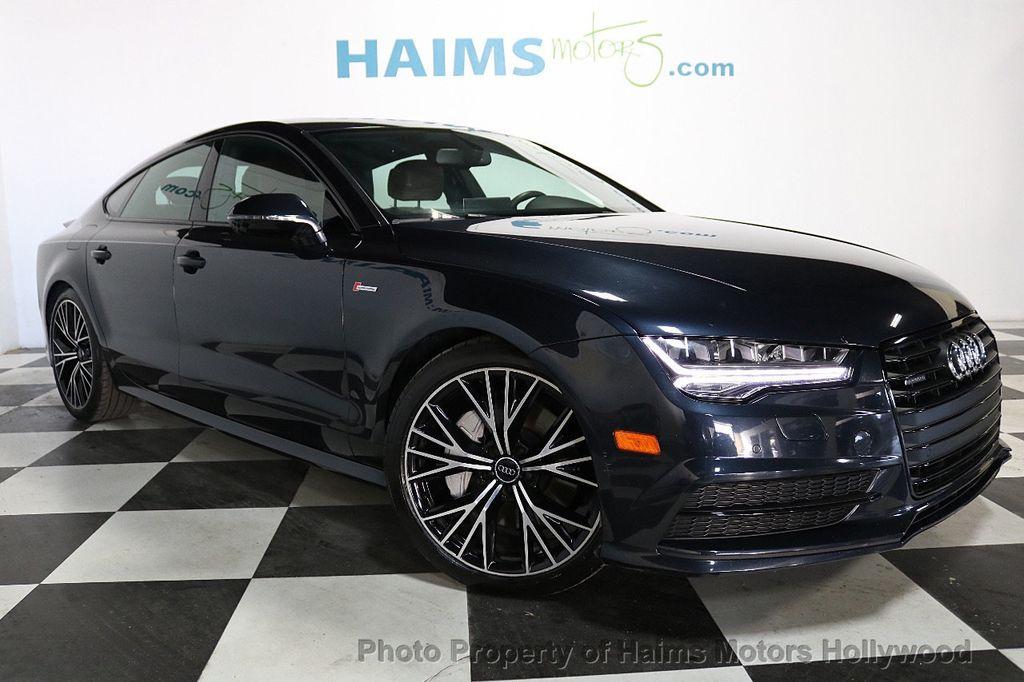 2016 Audi A7 4dr Hatchback quattro 3.0 Premium Plus - 18491799 - 3
