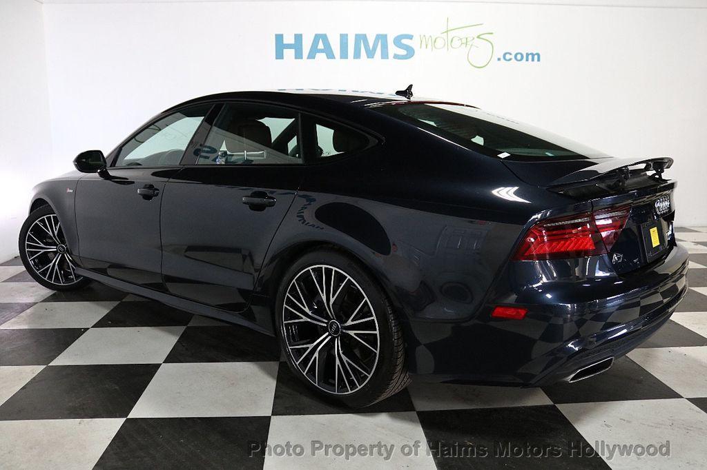 2016 Audi A7 4dr Hatchback quattro 3.0 Premium Plus - 18491799 - 4