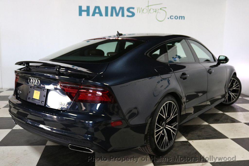 2016 Audi A7 4dr Hatchback quattro 3.0 Premium Plus - 18491799 - 6
