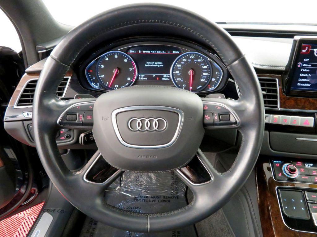 2016 Audi A8 L 4dr Sedan 3.0T - 18546799 - 23