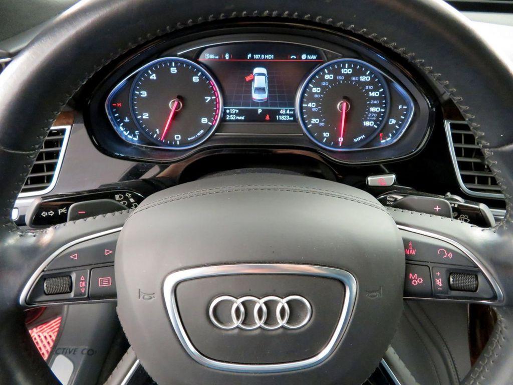 2016 Audi A8 L 4dr Sedan 3.0T - 18546799 - 24