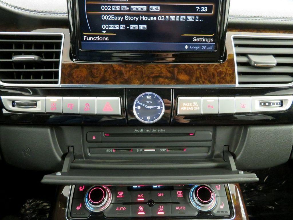 2016 Audi A8 L 4dr Sedan 3.0T - 18546799 - 38