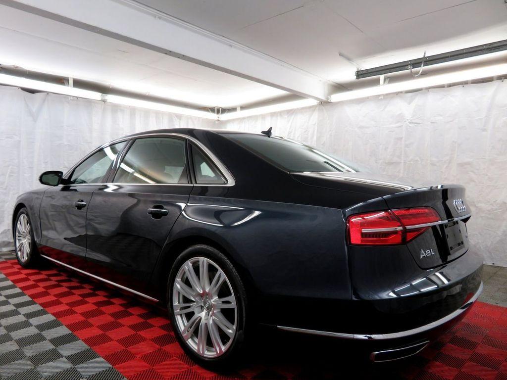 2016 Audi A8 L 4dr Sedan 3.0T - 18546799 - 3