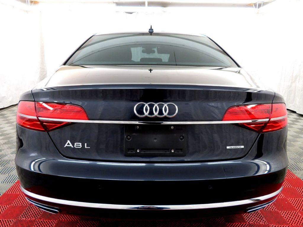 2016 Audi A8 L 4dr Sedan 3.0T - 18546799 - 4