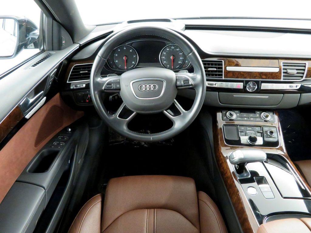 2016 Audi A8 L 4dr Sedan 3.0T - 18546799 - 7
