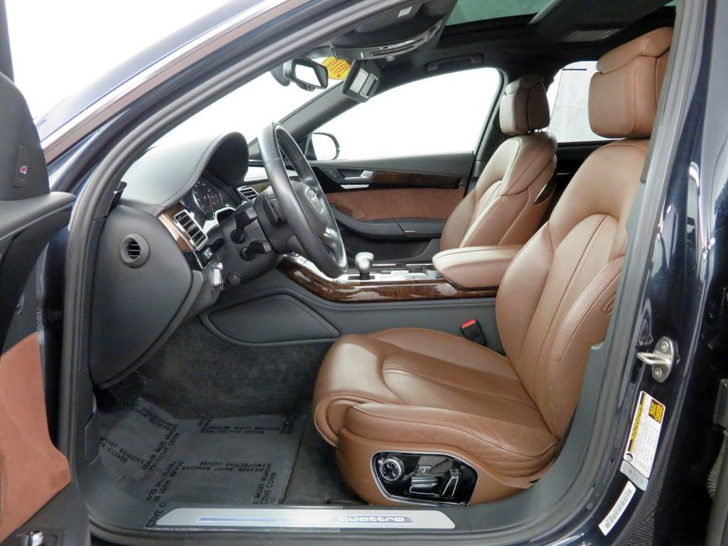 2016 Audi A8 L 4dr Sedan 3.0T - 18546799 - 8