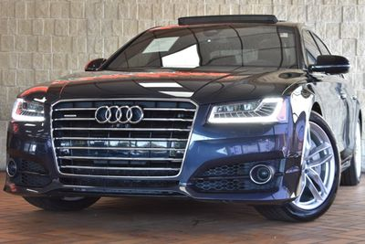 Used Audi A8 L at Driven Auto Sales Serving Burbank, IL