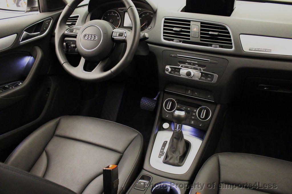 2016 Audi Q3 CERTIFIED Q3 2.0t Quattro Premium PLUS AWD BLIS / NAVIGATION - 14418478