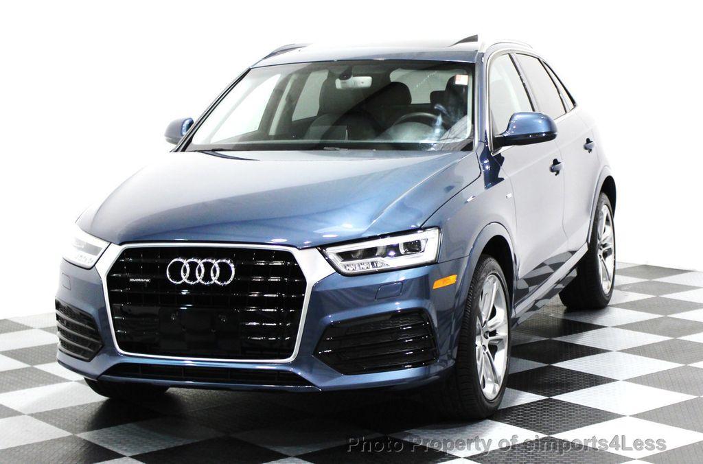 2016 Used Audi Q3 CERTIFIED Q3 2.0T Quattro S-LINE PRESTIGE AWD SUV ...