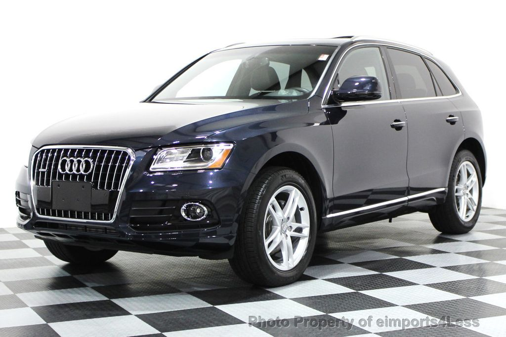 2016 used audi q5 certified q5 quattro premium plus awd camera nav at eimports4less. Black Bedroom Furniture Sets. Home Design Ideas