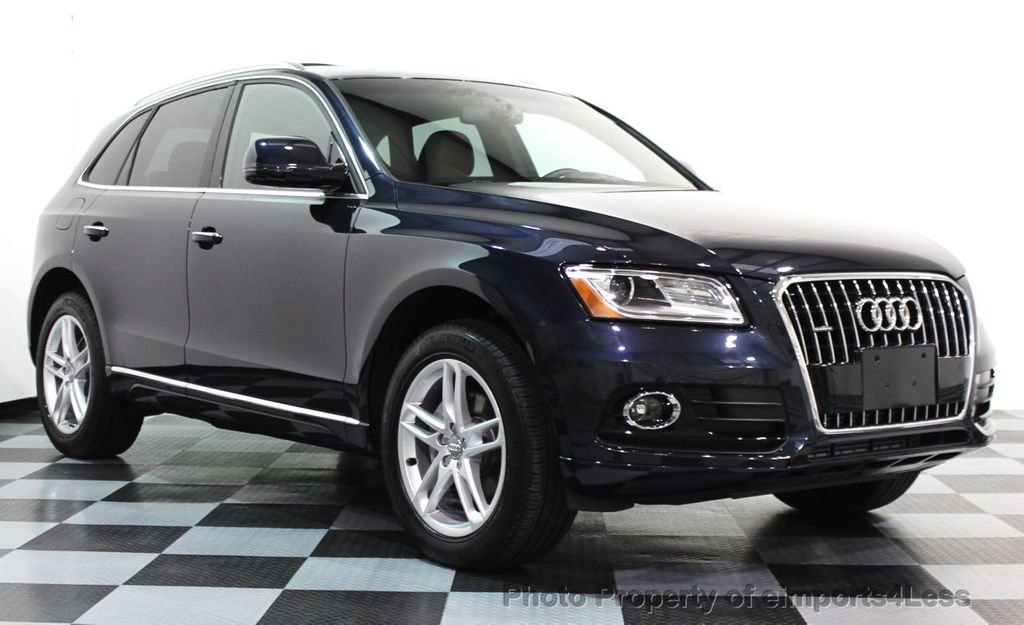 2016 Audi Q5 >> 2016 Used Audi Q5 Certified Q5 2 0t Quattro Premium Plus Awd Camera