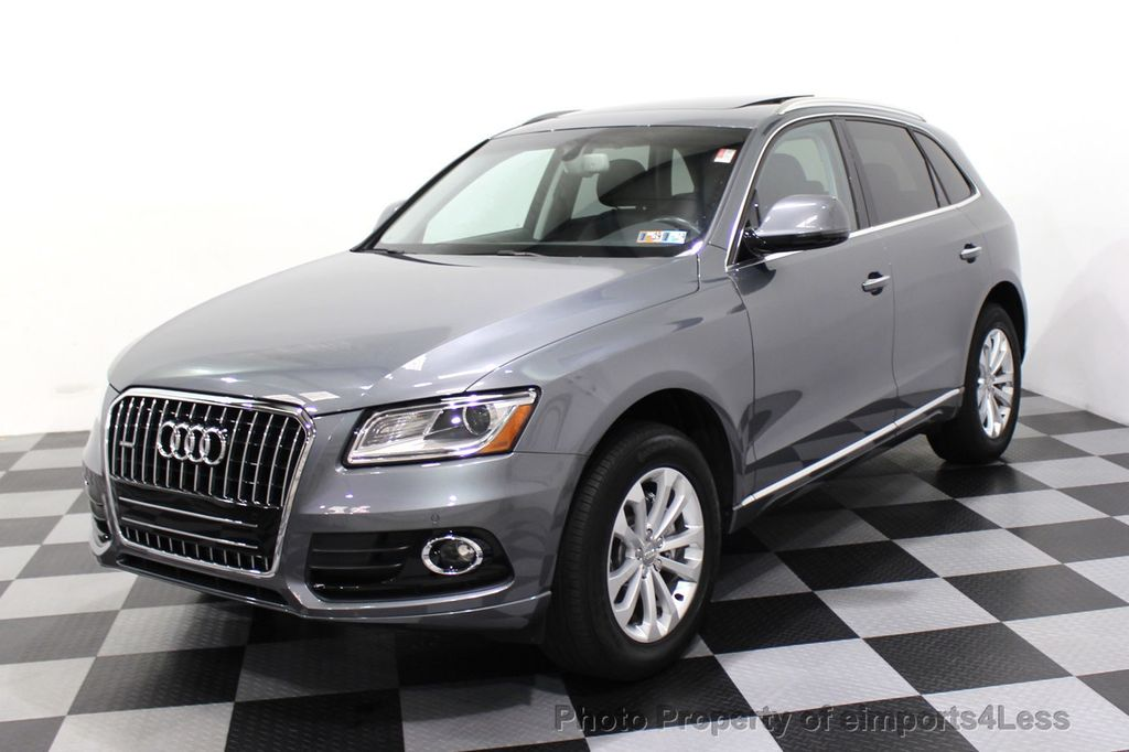 2016 Audi Q5 CERTIFIED Q5 2.0t Quattro Premium Plus AWD TECH CAMERA NAV - 18086124 - 14