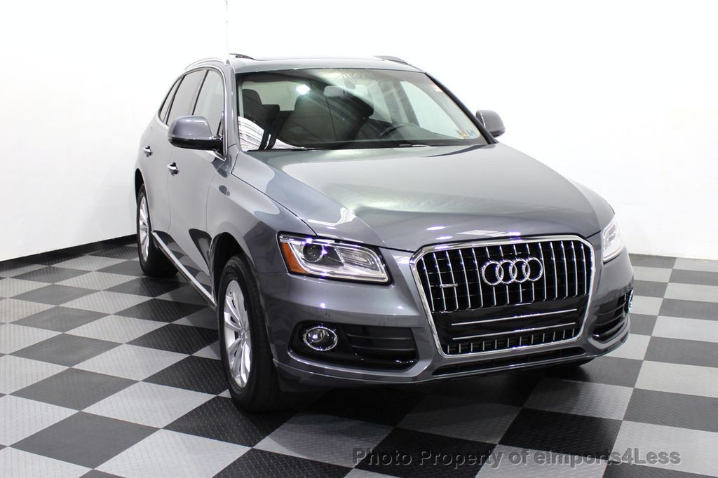 2016 Audi Q5 CERTIFIED Q5 2.0t Quattro Premium Plus AWD TECH CAMERA NAV - 18086124 - 15