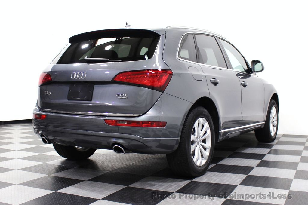 2016 Audi Q5 CERTIFIED Q5 2.0t Quattro Premium Plus AWD TECH CAMERA NAV - 18086124 - 18