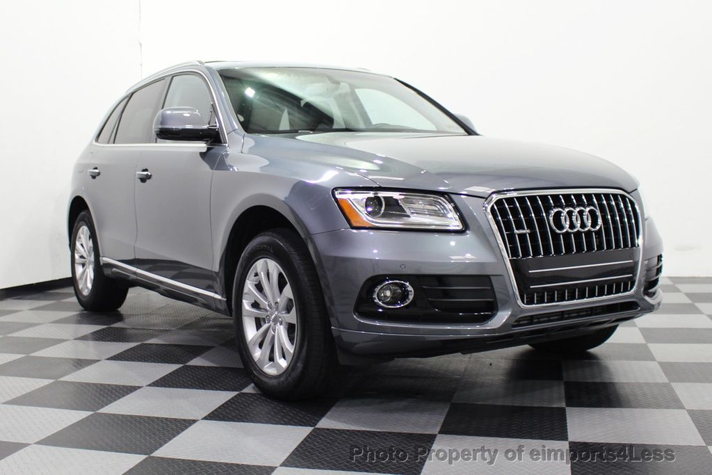2016 Audi Q5 CERTIFIED Q5 2.0t Quattro Premium Plus AWD TECH CAMERA NAV - 18086124 - 1