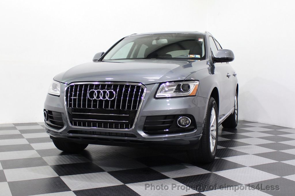 2016 Audi Q5 CERTIFIED Q5 2.0t Quattro Premium Plus AWD TECH CAMERA NAV - 18086124 - 29