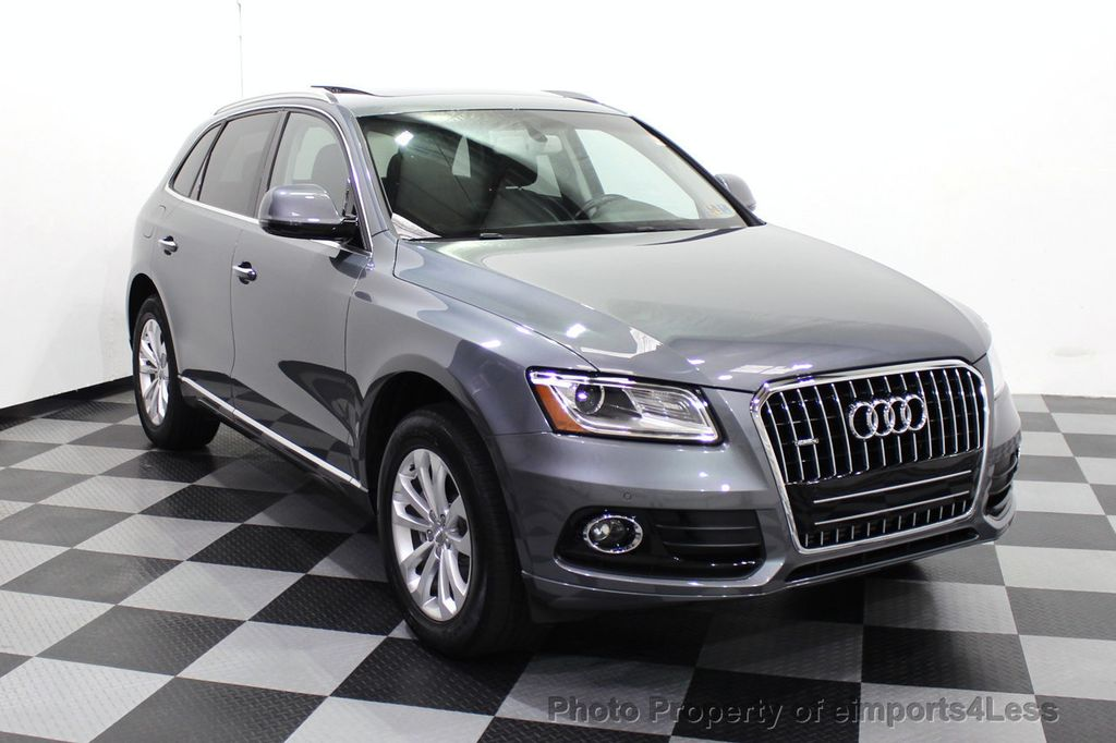 2016 Audi Q5 CERTIFIED Q5 2.0t Quattro Premium Plus AWD TECH CAMERA NAV - 18086124 - 30