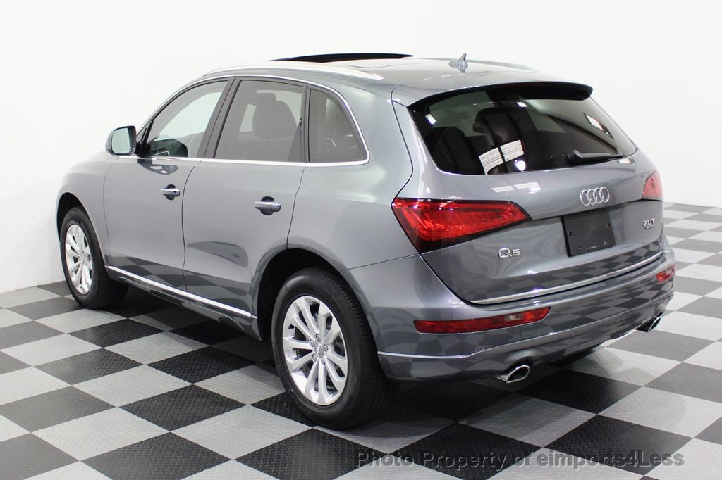 2016 Audi Q5 CERTIFIED Q5 2.0t Quattro Premium Plus AWD TECH CAMERA NAV - 18086124 - 31