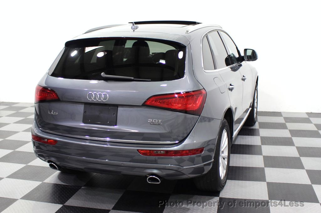 2016 Audi Q5 CERTIFIED Q5 2.0t Quattro Premium Plus AWD TECH CAMERA NAV - 18086124 - 33