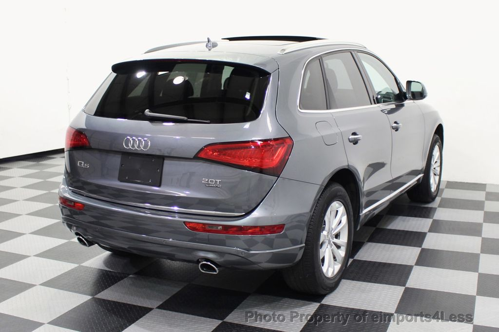 2016 Audi Q5 CERTIFIED Q5 2.0t Quattro Premium Plus AWD TECH CAMERA NAV - 18086124 - 3