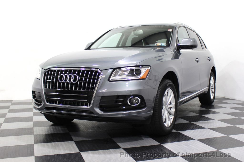 2016 Audi Q5 CERTIFIED Q5 2.0t Quattro Premium Plus AWD TECH CAMERA NAV - 18086124 - 45