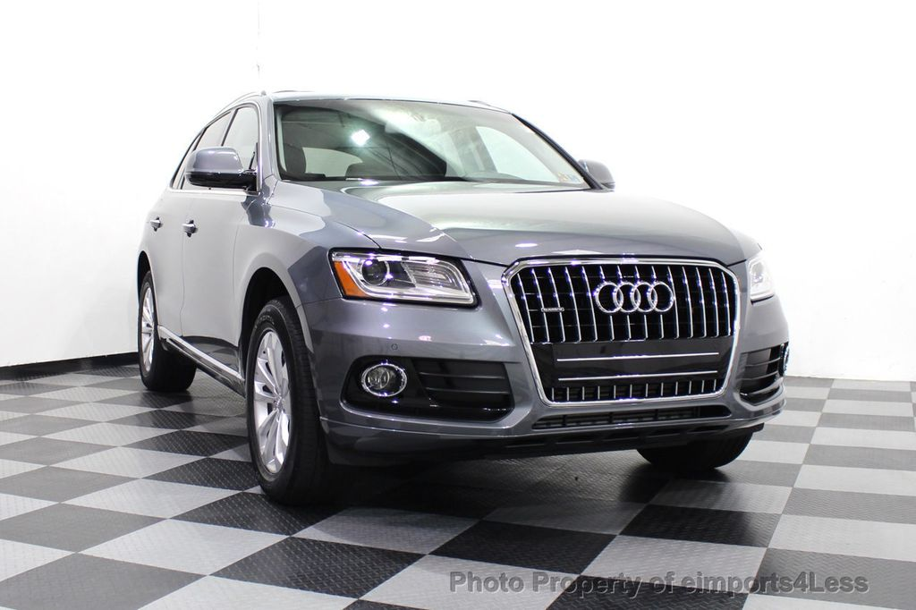 2016 Audi Q5 CERTIFIED Q5 2.0t Quattro Premium Plus AWD TECH CAMERA NAV - 18086124 - 46