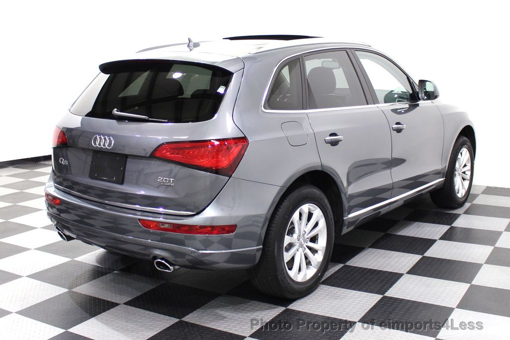 2016 Audi Q5 CERTIFIED Q5 2.0t Quattro Premium Plus AWD TECH CAMERA NAV - 18086124 - 48