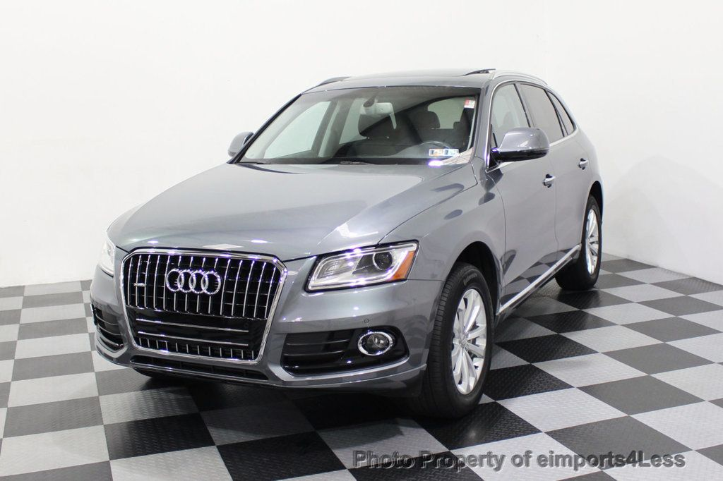 2016 Audi Q5 CERTIFIED Q5 2.0t Quattro Premium Plus AWD TECH CAMERA NAV - 18086124 - 53