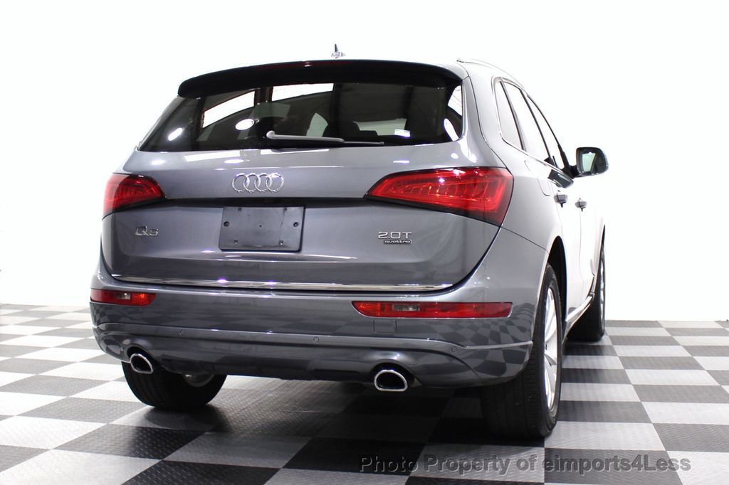 2016 Audi Q5 CERTIFIED Q5 2.0t Quattro Premium Plus AWD TECH CAMERA NAV - 18086124 - 56