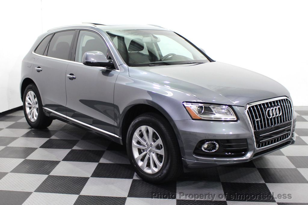 2016 Audi Q5 CERTIFIED Q5 2.0t Quattro Premium Plus AWD TECH CAMERA NAV - 18086124 - 57