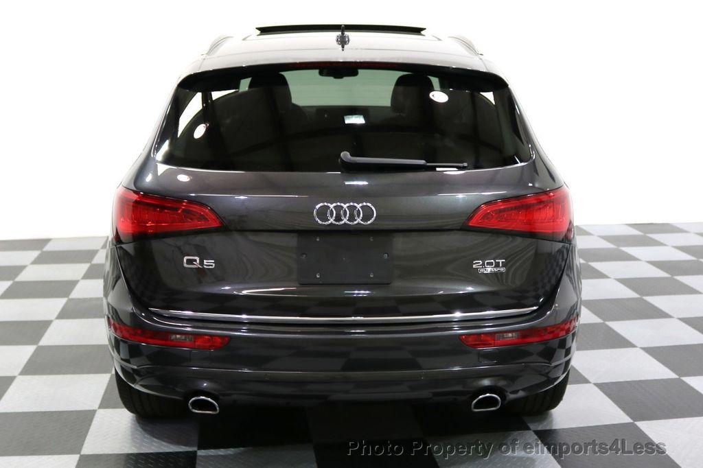 2016 Audi Q5 CERTIFIED Q5 2.0t Quattro Premium PLUS AWD TECH NAV - 17759840 - 17