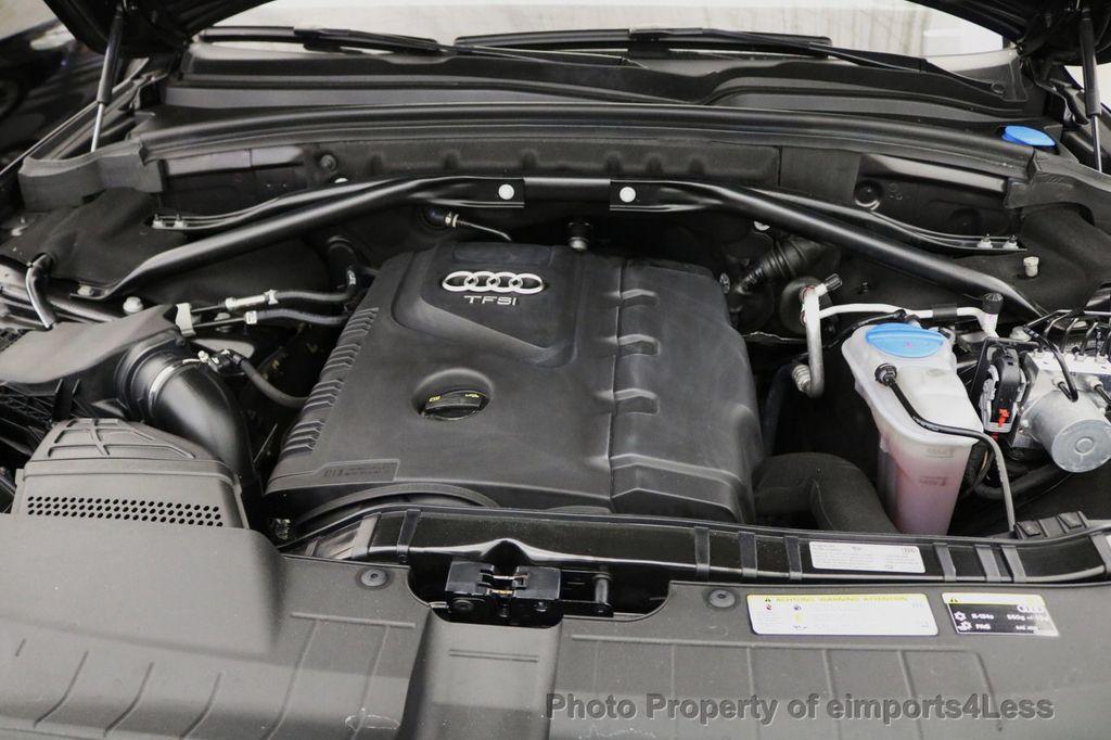 2016 Audi Q5 CERTIFIED Q5 2.0t Quattro Premium PLUS AWD TECH NAV - 17759840 - 20