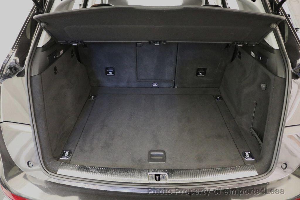 2016 Audi Q5 CERTIFIED Q5 2.0t Quattro Premium PLUS AWD TECH NAV - 17759840 - 22