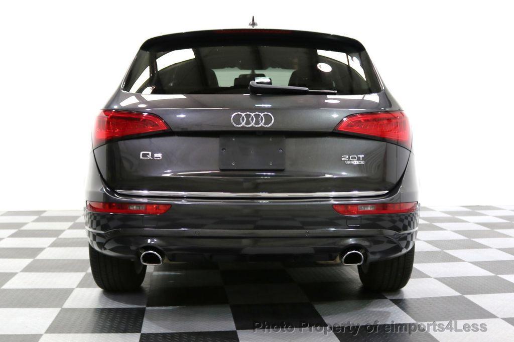 2016 Audi Q5 CERTIFIED Q5 2.0t Quattro Premium PLUS AWD TECH NAV - 17759840 - 31