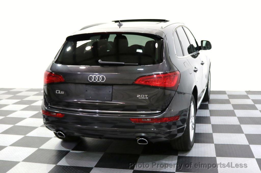 2016 Audi Q5 CERTIFIED Q5 2.0t Quattro Premium PLUS AWD TECH NAV - 17759840 - 32