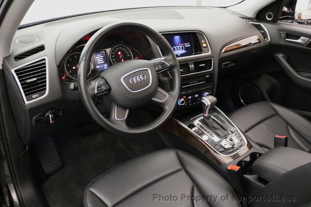 2016 Audi Q5 CERTIFIED Q5 2.0t Quattro Premium PLUS AWD TECH NAV - 17759840 - 33