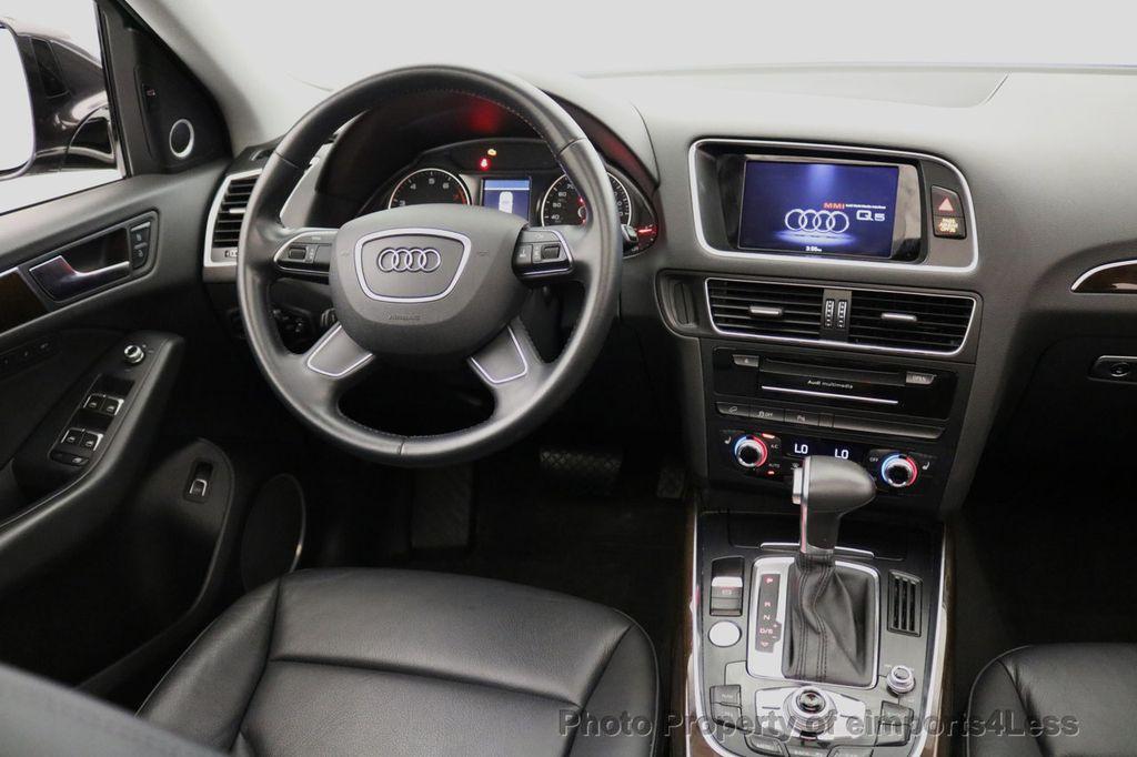 2016 Audi Q5 CERTIFIED Q5 2.0t Quattro Premium PLUS AWD TECH NAV - 17759840 - 34