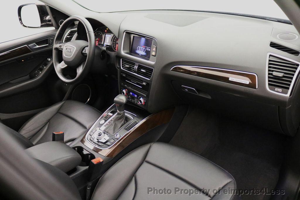 2016 Audi Q5 CERTIFIED Q5 2.0t Quattro Premium PLUS AWD TECH NAV - 17759840 - 35