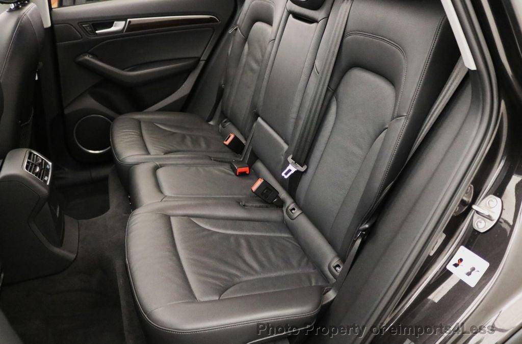 2016 Audi Q5 CERTIFIED Q5 2.0t Quattro Premium PLUS AWD TECH NAV - 17759840 - 36