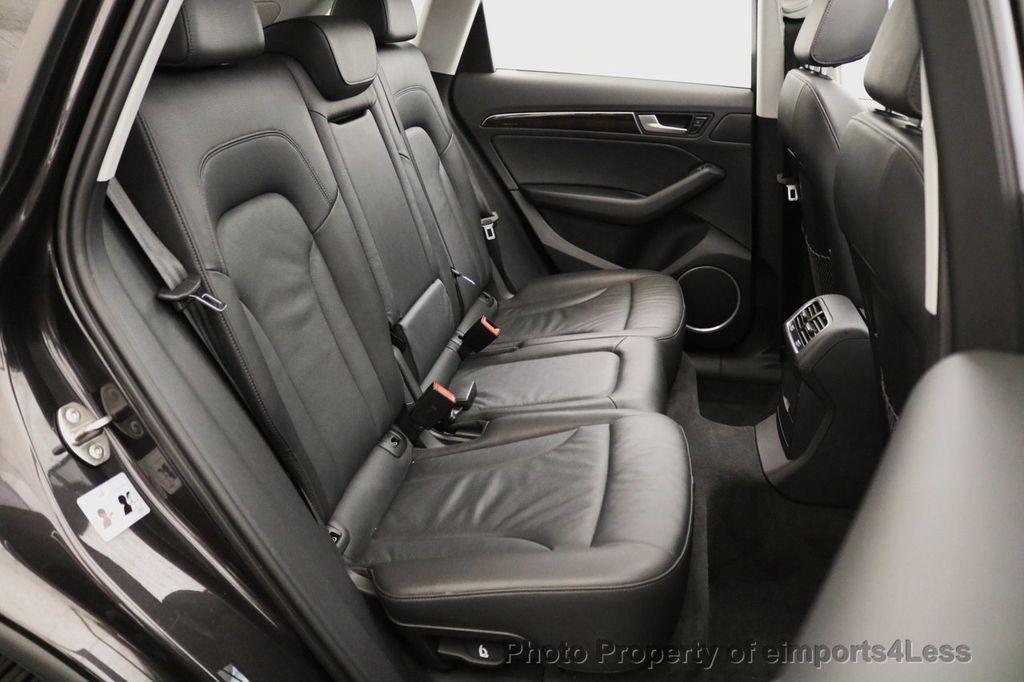 2016 Audi Q5 CERTIFIED Q5 2.0t Quattro Premium PLUS AWD TECH NAV - 17759840 - 37