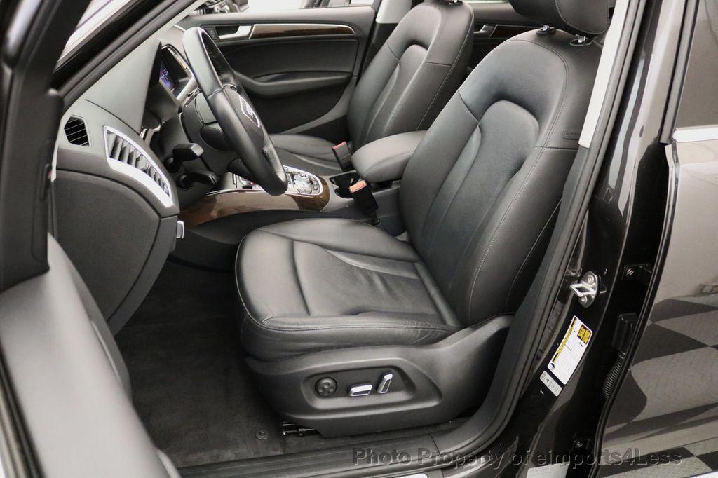 2016 Audi Q5 CERTIFIED Q5 2.0t Quattro Premium PLUS AWD TECH NAV - 17759840 - 38