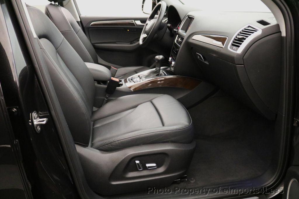 2016 Audi Q5 CERTIFIED Q5 2.0t Quattro Premium PLUS AWD TECH NAV - 17759840 - 39