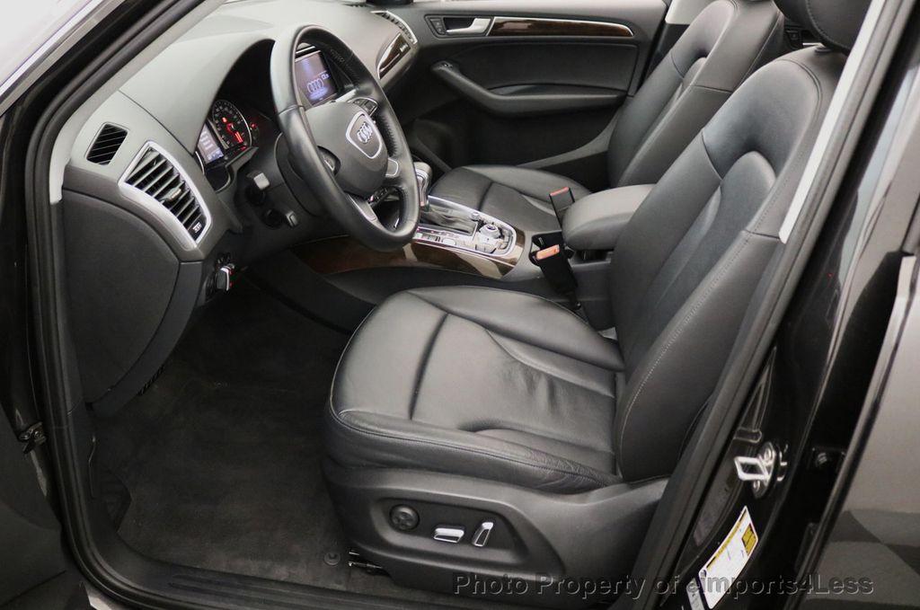 2016 Audi Q5 CERTIFIED Q5 2.0t Quattro Premium PLUS AWD TECH NAV - 17759840 - 48